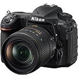 Nikon D500 Kit with AF-S DX 16-80mm , Black (VBK480XA) (Australian warranty)