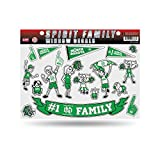 North Dakota Fighting Sioux NCAA Family Decal (Large)