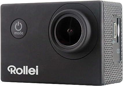 Rollei Actioncam 4s Plus Wifi Action Cam Mit 4k Kamera