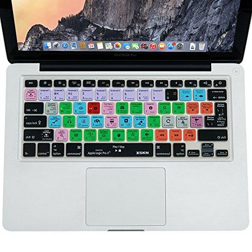 XSKN Shortcut Silicone Keyboard Macbook