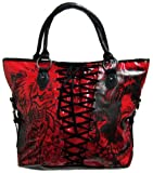 Iron Fist Red American Nightmare Vegan Handbag