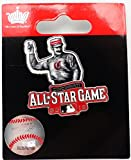 2015 MLB All Star Game Cincinnati Reds Pitcher Logo Lapel or Hat Pin 1 1/4 Inch