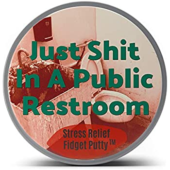 Stress Relief Poop Gifts Funny Gag Gifts for Friends Gifts Stocking Stuffers for Adults Secret Santa Gifts Weird White Elephant Gift Ideas Therapy Putty Did I Shit My Pants Reality Relief Putty