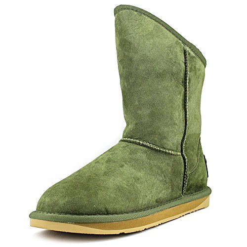Australia Luxe Collective Cosy Short Women US 7 Green Winter Boot