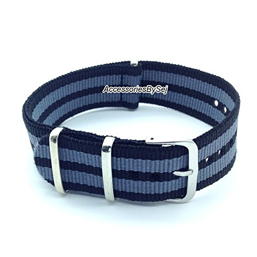 G10 NATO MOD NYLON WATCH STRAP, Choice of Styles & Sizes - Presented with a...
