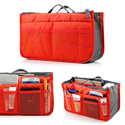 Medium Purse Organizer Insert For Handbag or Pocket Book - Clutter Control (2, - Stores Australia Fossil