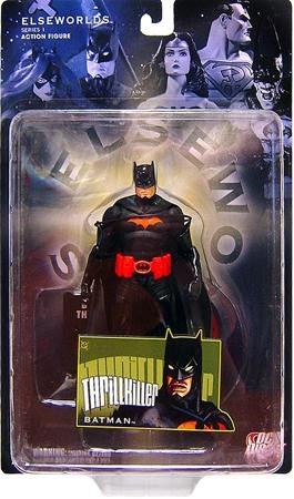 Elseworlds Series 1: Thrillkiller Batman Action Figure Dc Direct Elseworlds Series
