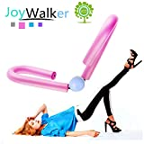 Joy Walker Thigh Master Toner (Anti-slip) Cushioned Foam- Arm, Leg, Butt Thigh Trimmer Exerciser Home Fitness Sport Gym Equipment(Pink)