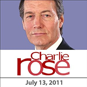 Charlie Rose: Dick Durbin, Lawrence Summers, and John Banville, July 13, 2011 Radio/TV Program