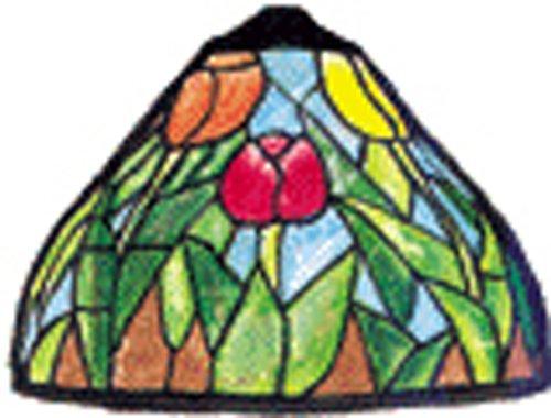 Tulip Lamp Pattern (7 Inch Worden Lamp Pattern Tulip T)
