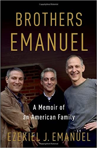 image for Brothers Emanuel: A Memoir of an American Family
