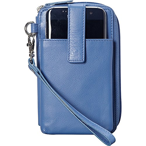 mancini-leather-goods-rfid-secure-collection-cell-phone-wallet-blue