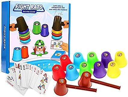 Neo- Velocidad, Reacción y Reflejos Juego de Mesa Golpea a los Topos, Multicolor (5060): Amazon.es: Juguetes y juegos
