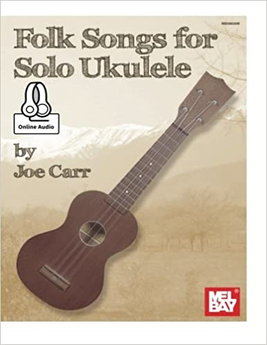 Book Folk Songs for Solo Ukulele