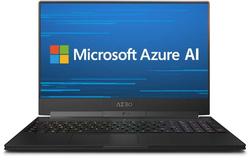 "Gigabyte AERO 15 Classic-SA-U74ADP 15"" Thin Bezel UHD Auo IPS Adobe RGB 100%, i7-9750H, NVIDIA GeForce GTX 1660 Ti, Samsung 16GB RAM, M.2 PCIe 512GB Intel SSD, W10 Pro, 94Wh Ultra Slim Gaming Laptop"