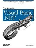 Programming Visual Basic .NET, Grundgeiger, Dave, 0596000936