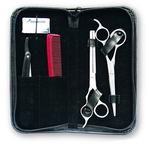 Diamond Edge Barber Kit
