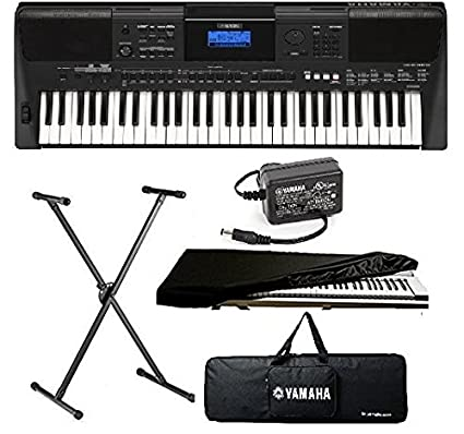yamaha keyboard PSR-E453, 61 Keys Touch Sensitive: Amazon in
