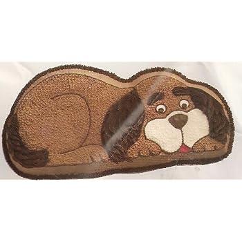 Amazon Com Wilton Cake Pan Puppy Pup Dog 2105 2430