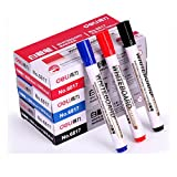 Paper Nine Seven The Erasable Whiteboard Marker Pen 10 Pcs Whiteboard Dry Erase Markers Red Blue Black Office Supplies/J001