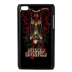 Ipod Touch 4 Phone Case Avenged Sevenfold F5O8404