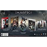 PS3 Injustice: Gods Among Us (Collector's Edition) European version
