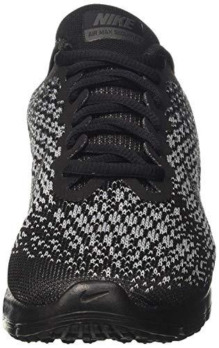 Uomo Grey mtlc Sportive dark Black Max Sequent Air Hematite Scarpe Nike 0xvqXIS