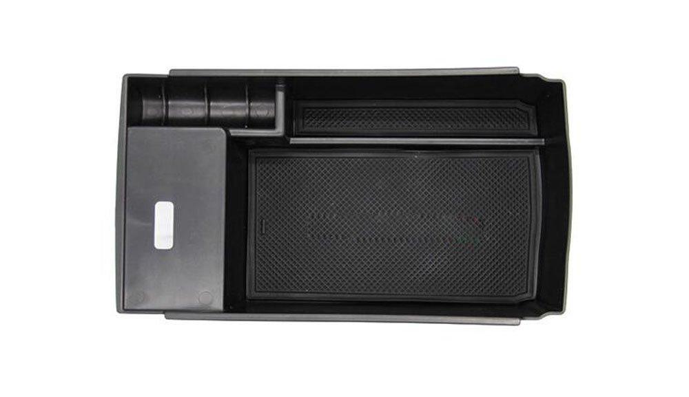 Salusy Car Center Console Armrest Box Glove Box Secondary Storage Tray Compatible with Lexus GS 350 Sedan 2014-2017//Lexus GS 450h 2013 2014 2015