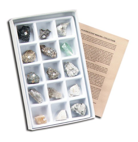 iece Fluorescent Set (Rock Set)