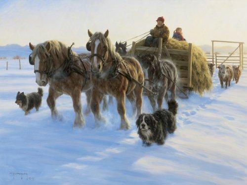 (Robert Duncan - Four Horse Power)