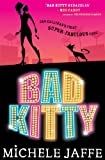 Front cover for the book Bad Kitty by Michele Jaffe