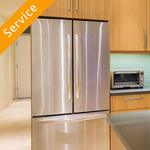 Appliance Refinishing - Cooking Range - Stainless Steel