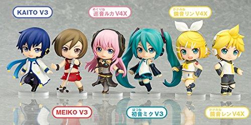 Good Smile Nendoroid Petite Hatsune Miku Renewal Trading Figures (1 Random Figure Only)