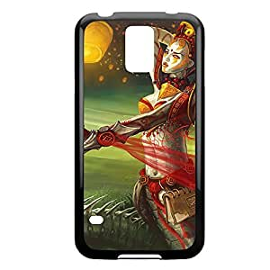 Cassiopeia-004 League of Legends LoL case cover Iphone 5/5S - Plastic Black