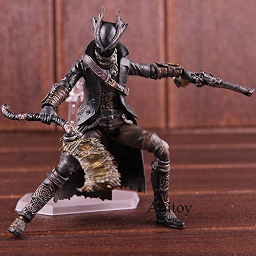 MAX Factory Figma 367 Bloodborne Action Figure Hunter PVC Figma ...