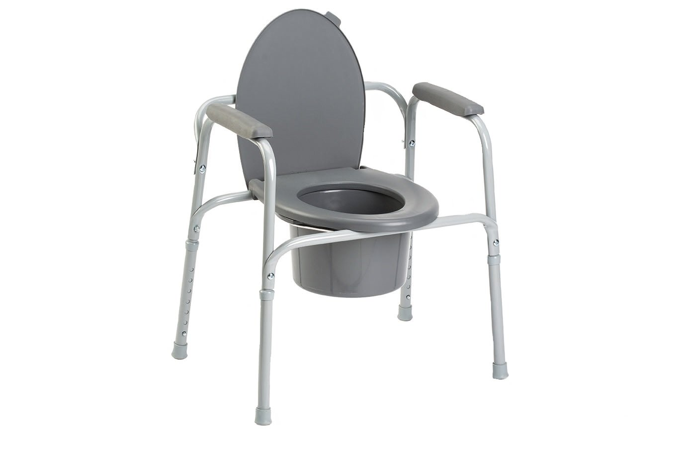 All-In-One Commode