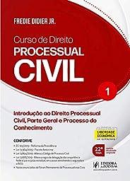 Curso de Direito Processual Civil (Volume 1)