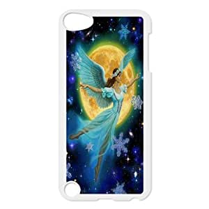 UNI-BEE PHONE CASE FOR Ipod Touch 5 -Flying Angels-CASE-STYLE 12