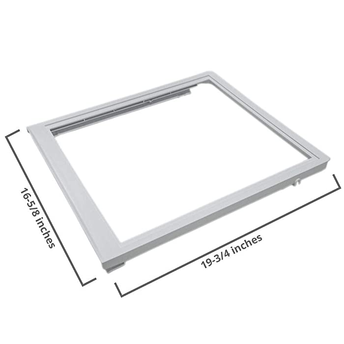 Top 10 Frigidaire Refrigerator Pan Cover Glass Insert