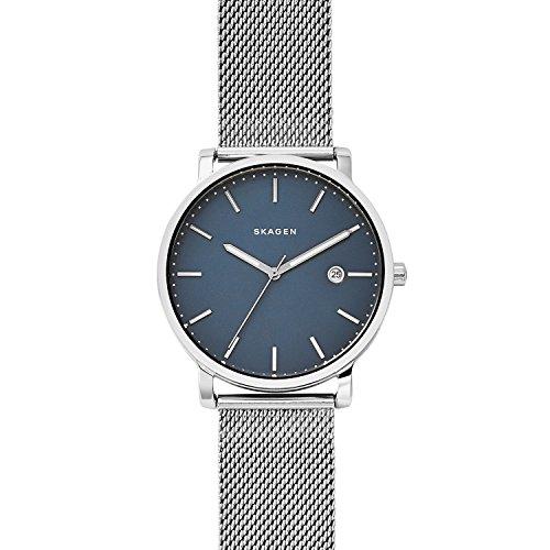 Skagen Men's SKW6327 Hagen  Stainless Steel Mesh Watch