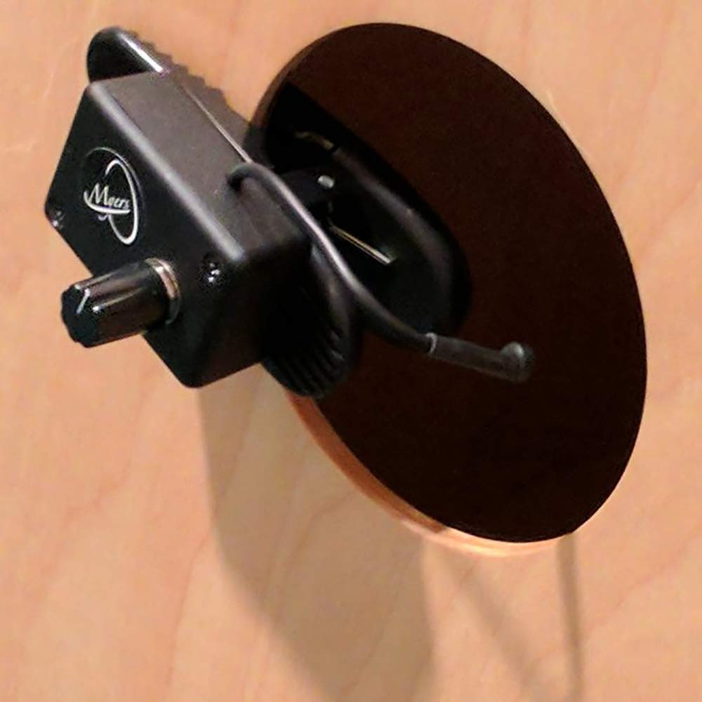 TUNABLE BODHRAN MICROPHONE with 6'' FLEXIBLE MICRO-GOOSE NECK by Myers Pickups ~ See it in ACTION! Copy and paste: myerspickups.com, Bodhran Microphone by Myers Pickups (Image #4)