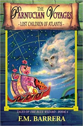 the parnucian voyages lost children of atlantis tales of the