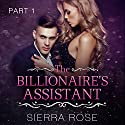 The Billionaire's Assistant: Taming the Bad Boy Billionaire, Book 1 Audiobook by Sierra Rose Narrated by Kylie Stewart