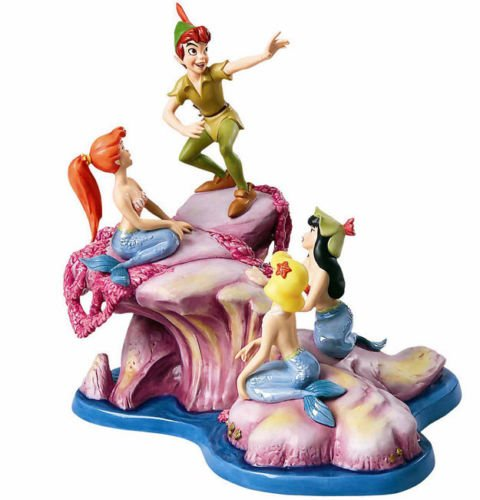 Peter Pan & the Mermaids Spinning a Story by Walt Disney Classics