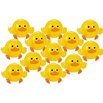 Amazon Com Fun Express Yellow Duck Ducky Duckie