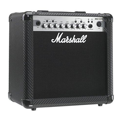 Marshall MG15CFX MG Series 15-Watt Guitar Combo Amp