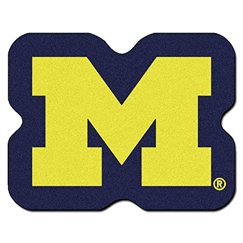 FANMATS NCAA University of Michigan Wolverines Nylon Face