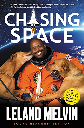 Chasing Space Young Readers' Edition by AMISTAD (Image #1)