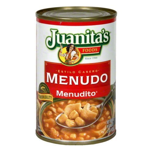 Juanitas Menudo 15 Oz (Pack of 6) by Juanitas Foods: Amazon.com: Grocery & Gourmet Food