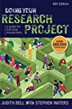 Doing Your Research Project: A Guide For First-Time Researchers (UK Higher Education OUP Humanities & Social Sciences Study Skills)